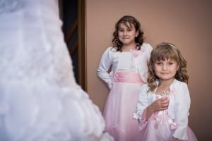 Dziecko na ślubie   fotograf ślubny Kraków