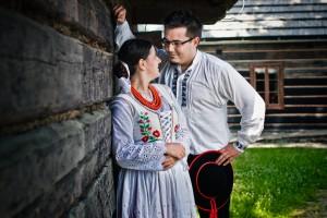 Reportaż z góralskiego wesela w Żywcu