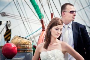 Plener ślubny w Szczecinie