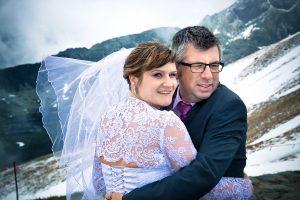 sesja plenerowa w Tatrach, fotograf ślubny kraków
